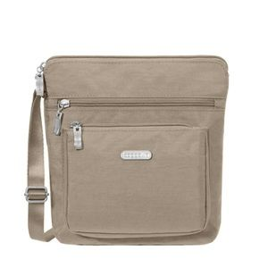 New Baggallini pocket crossbody bag with rfid